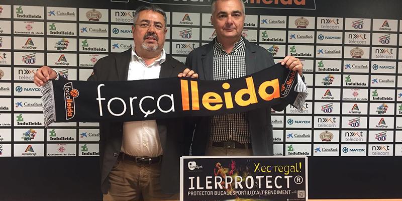 ILERPROTECT® proveïdor oficial del Força Lleida