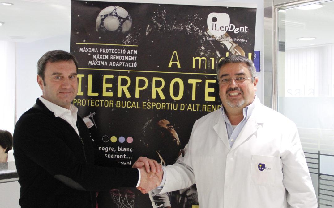 ILERPROTECT® s'apunta a l'hoquei del Lleida Llista Blava