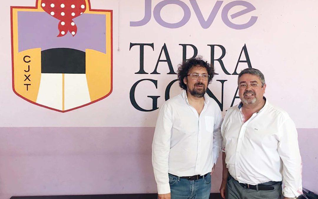 ILERPROTECT®  per a la  Colla Jove Xiquets de Tarragona