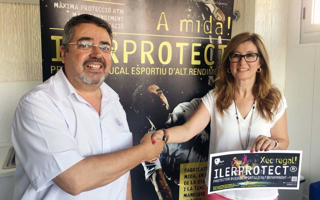 El CB Lleida aposta per protegir i augmentar el rendiment de les seves jugadores amb l'ús d'ILERPROTECT®