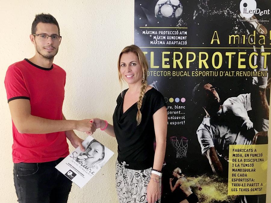 ILERPROTECT® renova com a proveïdor oficial del CF Pardinyes per la temporada 2018/19