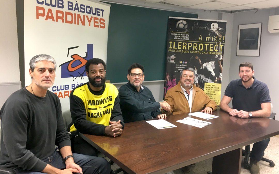 """ILERPROTECT® reforça la seva presència en el bàsquet amb el """"fitxatge"""" del CB Pardinyes"""