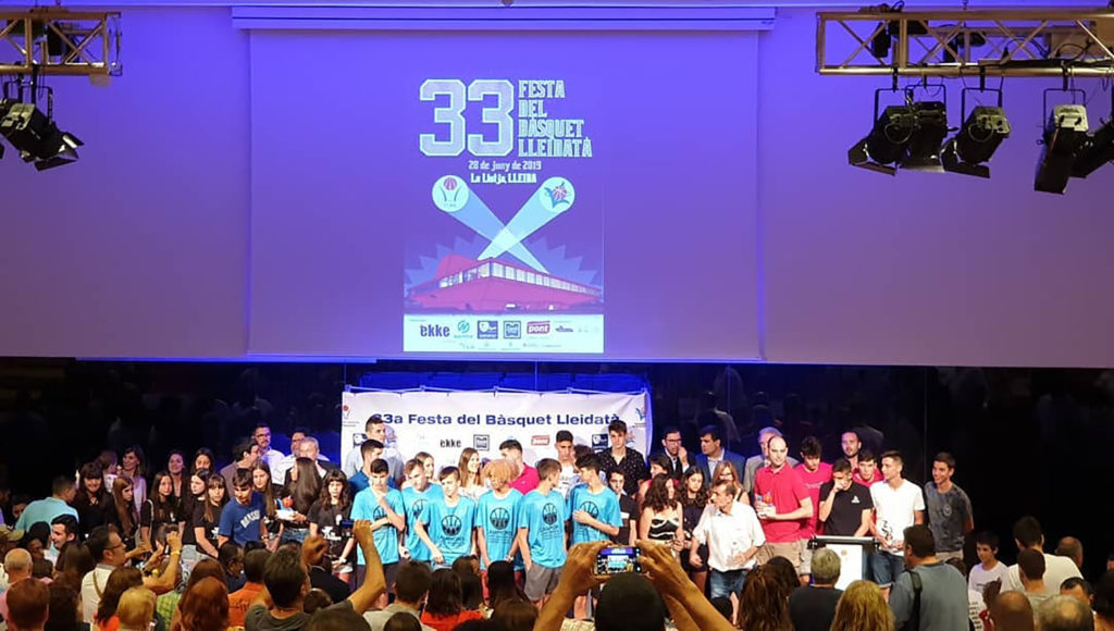 Festa Basquet Lleida - Ilerprotect