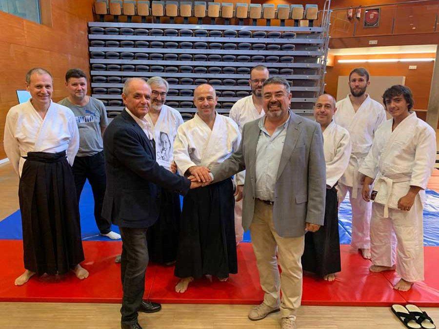 Aikido Balàfia entrenarà amb l'ILERPROTECT®