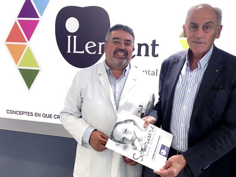 El Força Lleida i Ilerdent segellen un acord amb beneficis per als abonats del club