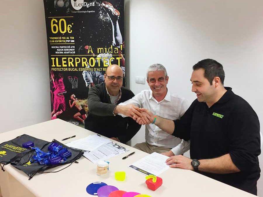 El Club Patí Mollerussa jugarà la temporada 2019-2020 d'hoquei, amb l'ILERPROTECT®