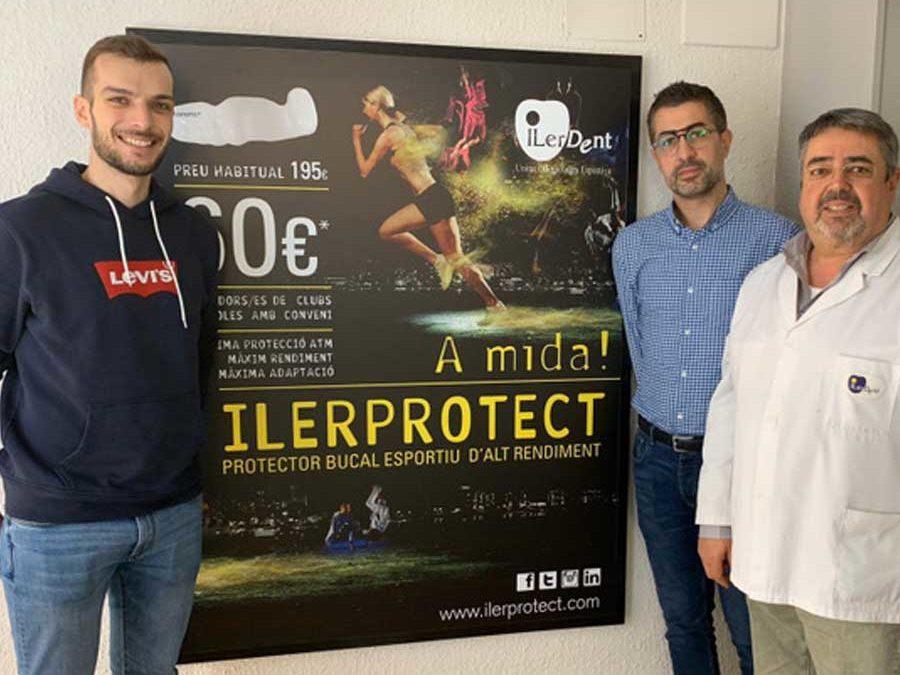 L'Hoquei Club Alpicat renova fins a la temporada 2021/22 amb l'ILERPROTECT®