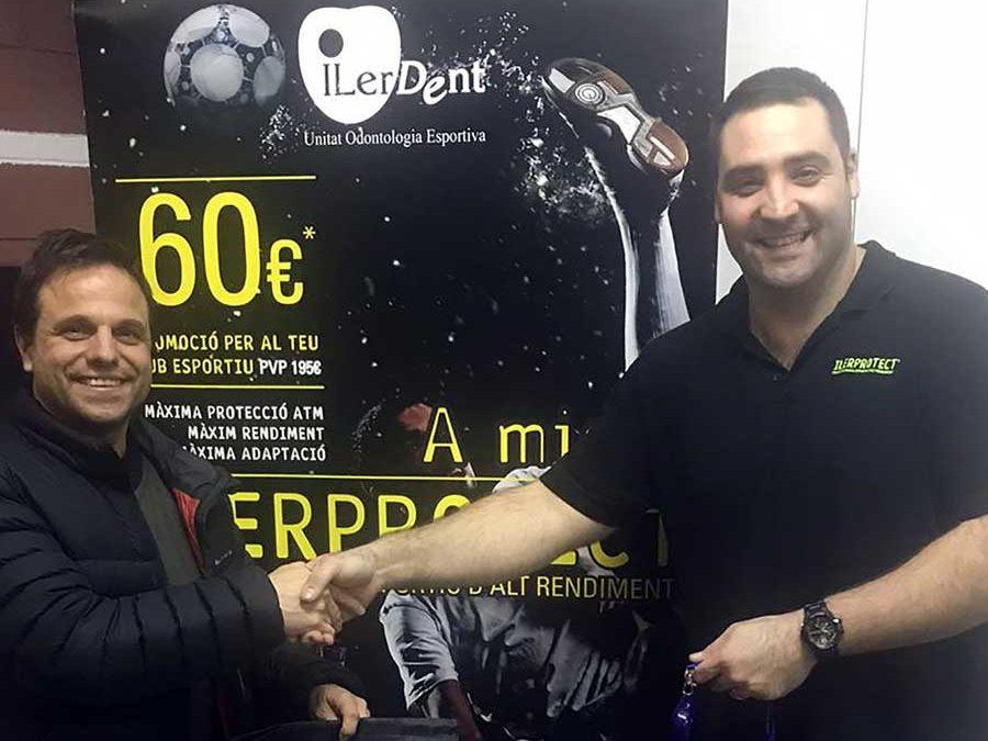 El club Igualada Femení Hoquei Patins incorpora l'ILERPROTECT® a la seva equipació