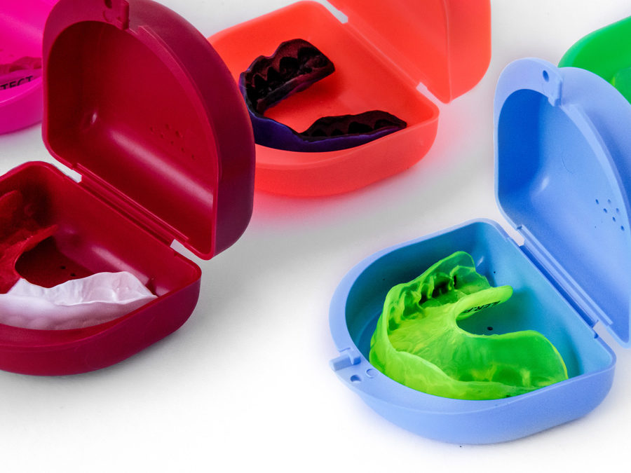 Diseña tu protector bucal personalizado con ILERPROTECT