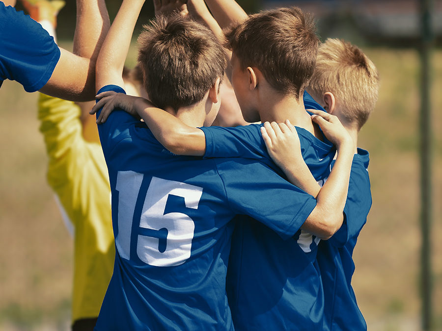 Per què són importants els protectors bucals esportius per als nens?