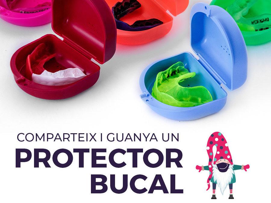 Bases legales concurso Navidad Protector Bucal Deportivo